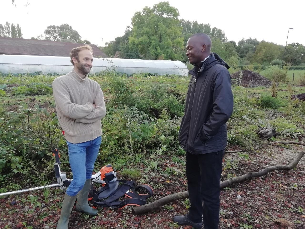 Bruxelle : Rencontre entre Producteurs