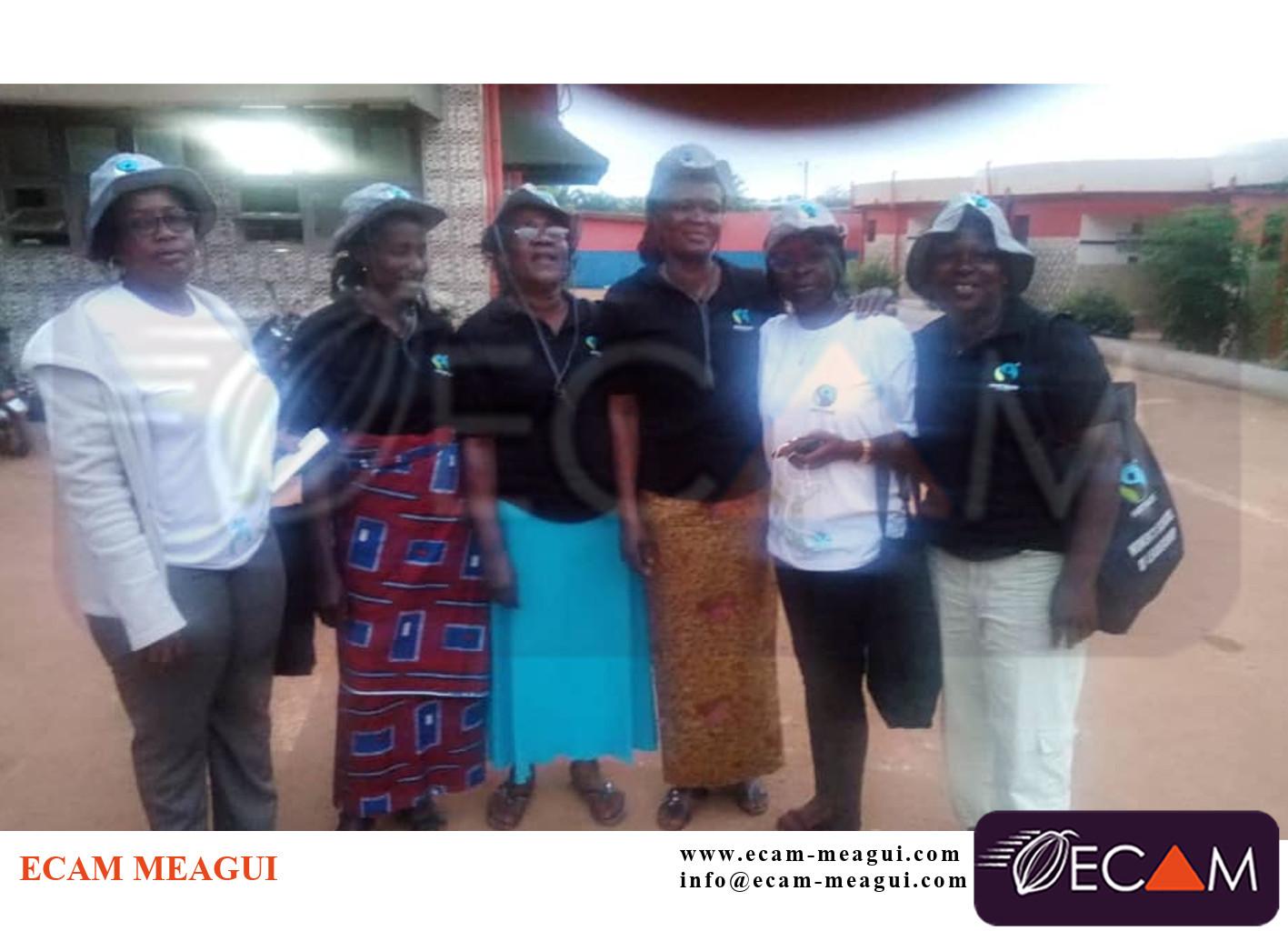 FAIRTRADE : Formation femmes DIVO